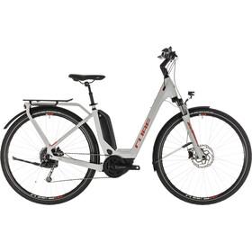 Cube Touring Hybrid 500 - Vélo de trekking électrique - Easy Entry gris